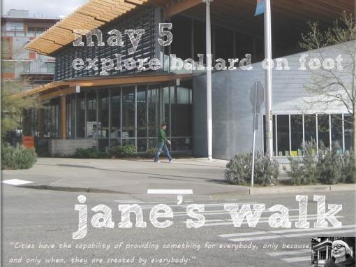 2013 Ballard Jane's Walk