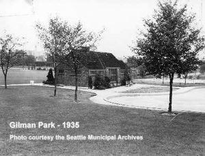 Gilman Park - 1935