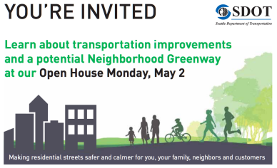 Greenway Open House