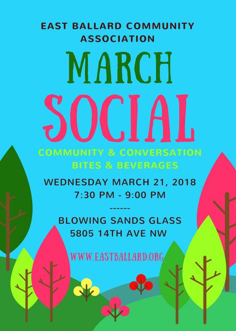 EBCA March Social