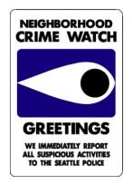 CrimeWatchSign